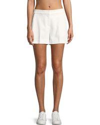 Tory Sport - Tech Twill Ruffle Shorts - Lyst
