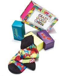 Neiman Marcus - Crazy Good Cheer Socks Holiday Gift Set - Lyst