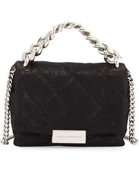 Stella McCartney - Bex Small Quilted Cross-Body Bag - Lyst