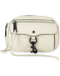 Rebecca Minkoff - Blythe Leather Belt Bag/fanny Pack - Lyst