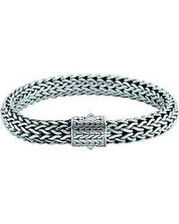 John Hardy - Men's Large Classic Chain Bracelet - Lyst