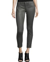 AG Jeans - Sateen Ankle Leggings - Lyst