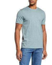 Neiman Marcus - Men's Heathered Cotton T-shirt - Lyst