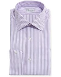 Charvet | Striped Dress Shirt | Lyst