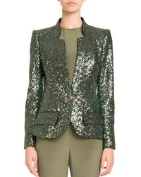 Pascal Millet - Single-breasted Tailored Sequin Jacket - Lyst