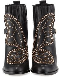 Sophia Webster - 'karina Butterfly' Ankle Boots - Lyst