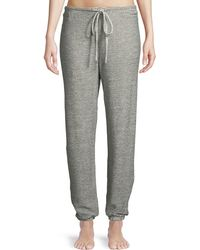 Cosabella - Moonlight Jersey Lounge Jogger Pants - Lyst