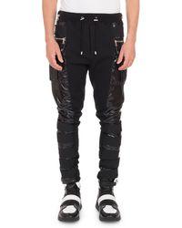 Balmain - Men's Calecon Cargo Pants - Lyst