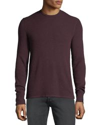 Rag & Bone - Men's Gregory Wool Sweater - Lyst