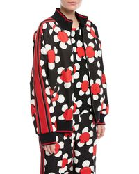 Marc Jacobs - Daisy Zip-front Track Jacket - Lyst