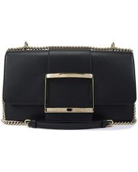 Roger Vivier - Belle De Jour Small Shoulder Bag - Lyst