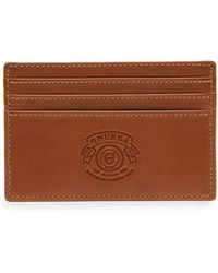 Ghurka - Slim Leather Credit Card Case No. 204 - Lyst