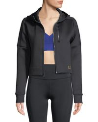 Under Armour - Perpetual Spacer Hooded Performance Jacket - Lyst