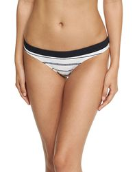 Heidi Klein - Nassau Striped Hipster Swim Bikini Bottom - Lyst