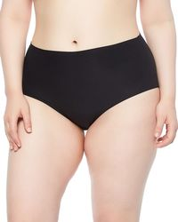 Chantelle - Soft Stretch Full-coverage Briefs Plus Size - Lyst