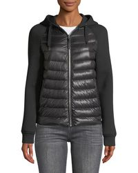 Mackage - Yori Combo Jacket W/ Hood - Lyst