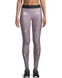 Ultracor - Make-out Full-length Leggings - Lyst