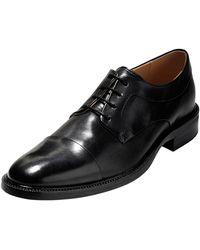 Cole Haan | Warren Cap-toe Leather Oxford | Lyst