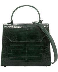 Nancy Gonzalez - Medium Crocodile Lady Bag - Lyst