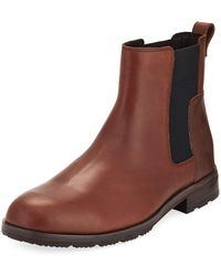 HUNTER - Men's Original Refined Leather Chelsea Boot - Lyst