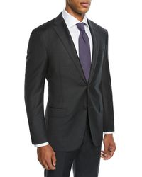 Hickey Freeman - Men's Two-piece Tasmanian Solid Suit - Lyst