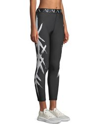 Alala - Base Printed Performance Tights - Lyst