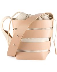 5136a66ff241d0 Madison Avenue Couture Chanel Nude Pink Quilted Calfskin Medium Boy ...