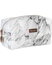 Stephanie Johnson - Carrara Grey Iris Small Cosmetic Bag - Lyst