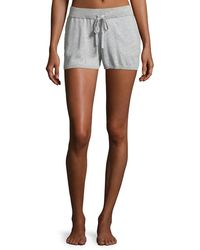 Skin - Vic Jersey Lounge Shorts - Lyst