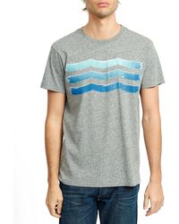 Sol Angeles - Men's Oasis Waves Graphic T-shirt - Lyst