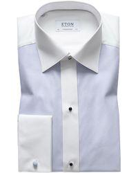 Eton of Sweden - Men's Bib-front Contemporary-fit Formal Dress Shirt - Lyst