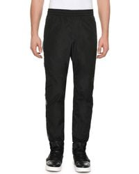 Versace - Men's Side-stripe Track Pants - Lyst