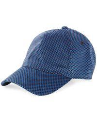 Rag & Bone - Marilyn Dot-print Baseball Cap - Lyst