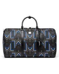 MCM | Gunta Logo-print Weekender Bag | Lyst