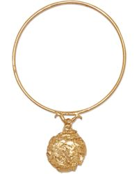 Alighieri - The Fortune Charm Gold-plated Bracelet - Lyst