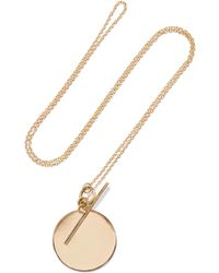 Loren Stewart - 14-karat Gold Necklace - Lyst