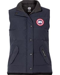 Canada Goose - Freestyle Quilted Shell Down Vest - Lyst