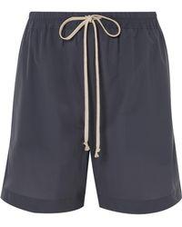 Rick Owens - Shell Shorts - Lyst