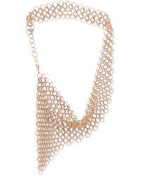Saskia Diez - Gold-plated Necklace - Lyst
