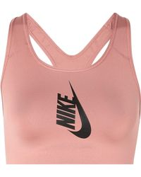 Nike - Lab Stretch Sports Bra - Lyst