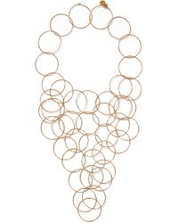 Stella McCartney - Gold-tone Necklace - Lyst