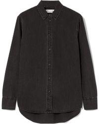 Madewell - Washed-denim Shirt - Lyst