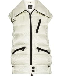 Moncler Grenoble - Les Bains Quilted Shell Down Vest - Lyst