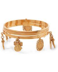 Dolce & Gabbana - Gold-tone Bangle - Lyst