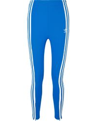adidas Originals - Pantalon De Survêtement En Jersey à Rayures - Lyst 8432d943046d