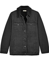 Madewell - Oversized Denim Jacket - Lyst