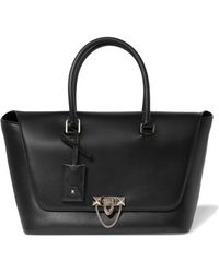 Valentino - The Rockstud Leather Tote - Lyst