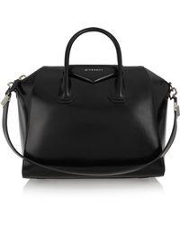 Givenchy - Antigona Medium Leather Tote Bag  - Lyst