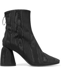 Ellery - Moire Ankle Boots - Lyst