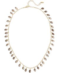 Chan Luu - Gold-plated Labradorite Necklace - Lyst